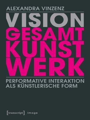cover image of Vision 'Gesamtkunstwerk'