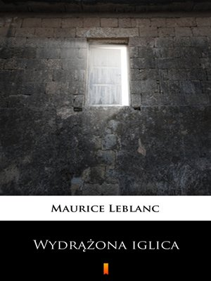 cover image of Wydrążona iglica