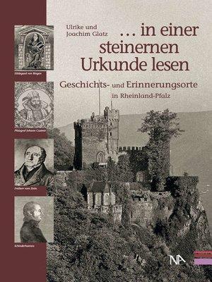 """cover image of """". . . in einer steinernen Urkunde lesen"""""""