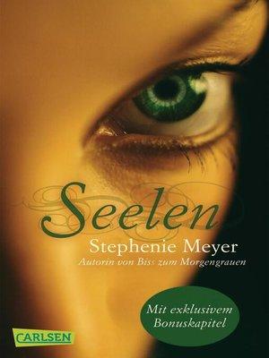 cover image of Seelen (inklusive Bonus-Kapitel)