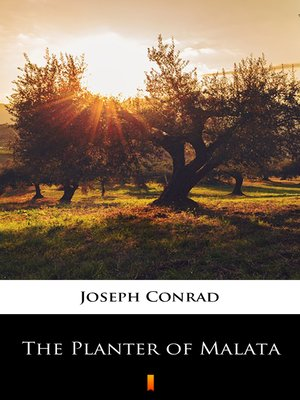 cover image of The Planter of Malata