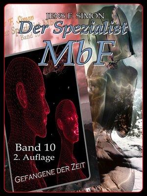 cover image of Gefangene der Zeit (Der Spezialist MbF 10)