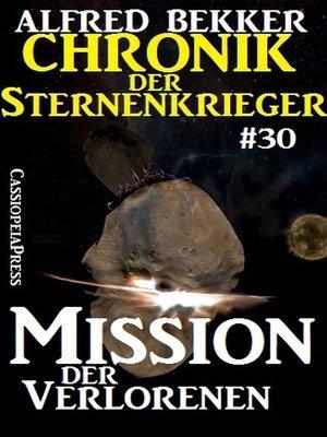 cover image of Chronik der Sternenkrieger 30