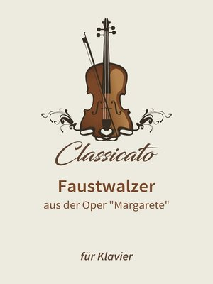 cover image of Faustwalzer