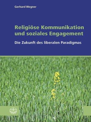 cover image of Religiöse Kommunikation und soziales Engagement