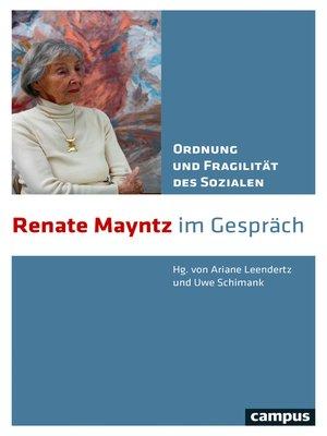 cover image of Ordnung und Fragilität des Sozialen