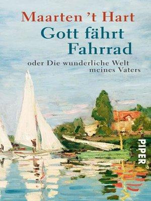 cover image of Gott fährt Fahrrad