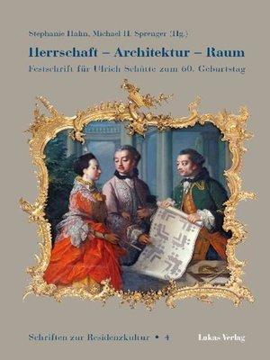 cover image of Herrschaft