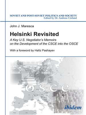 cover image of Helsinki Revisited