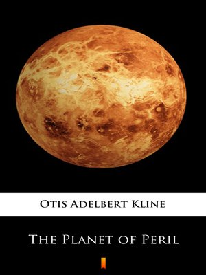 cover image of The Planet of Peril