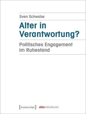 cover image of Alter in Verantwortung?