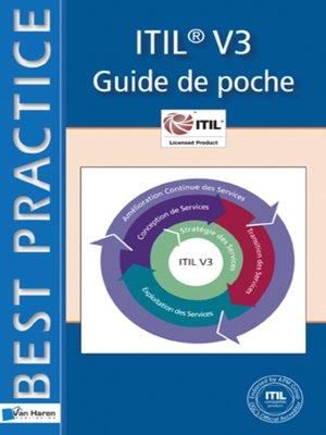 cover image of ITIL V3®
