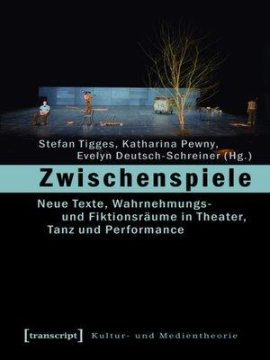cover image of Zwischenspiele