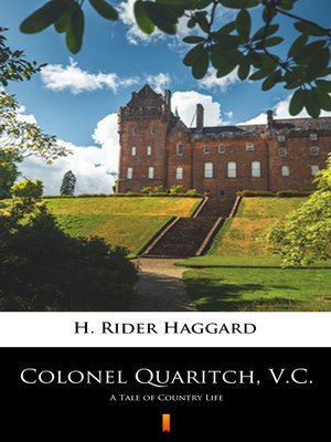 cover image of Colonel Quaritch, V.C.