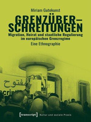 cover image of Grenzüberschreitungen