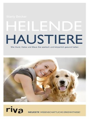 cover image of Heilende Haustiere
