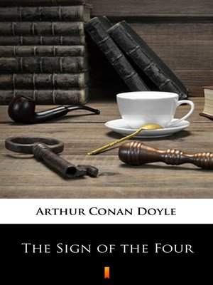 cover image of The Sign of the Four