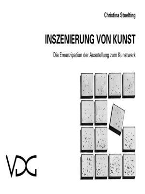 cover image of Inszenierung von Kunst