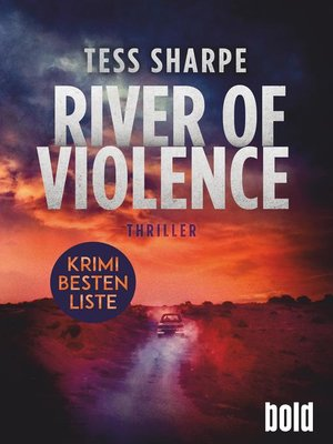 cover image of River of Violence
