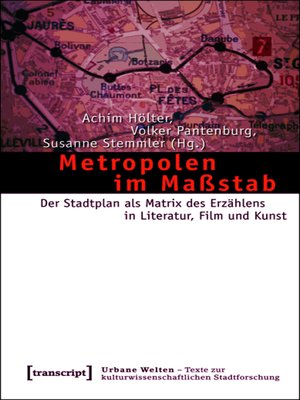 cover image of Metropolen im Maßstab