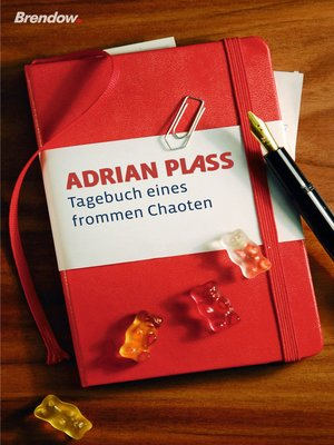 cover image of Tagebuch eines frommen Chaoten