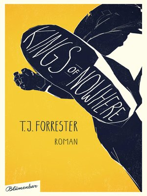 cover image of Kings of Nowhere