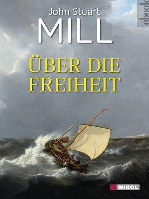 cover image of Über die Freiheit