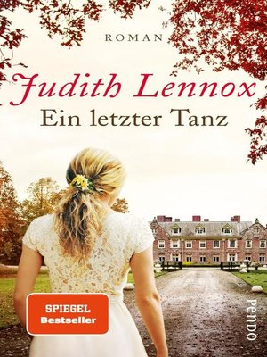 cover image of Ein letzter Tanz