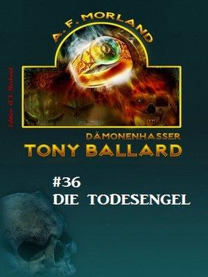 cover image of Tony Ballard #36