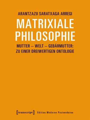 cover image of Matrixiale Philosophie