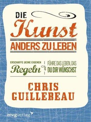 cover image of Die Kunst, anders zu leben