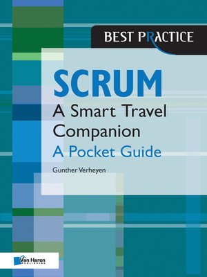 cover image of Scrum – a Pocket Guide
