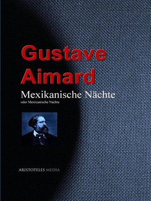 cover image of Mexikanische Nächte