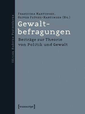 cover image of Gewaltbefragungen