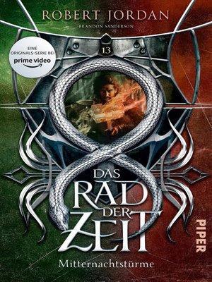 cover image of Das Rad der Zeit 13. Das Original