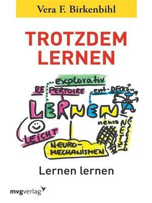 cover image of Trotzdem lernen