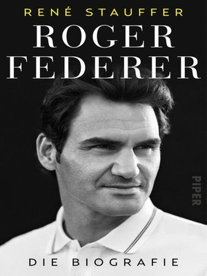 cover image of Roger Federer