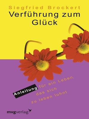 cover image of Verführung zum Glück