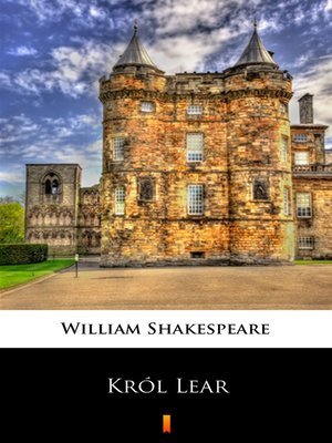 cover image of Król Lear