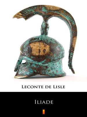 cover image of Iliade