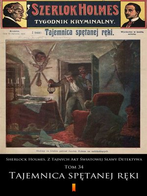 cover image of Sherlock Holmes. Z Tajnych Akt Światowej Sławy Detektywa