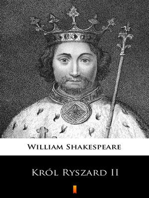 cover image of Król Ryszard II