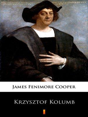 cover image of Krzysztof Kolumb