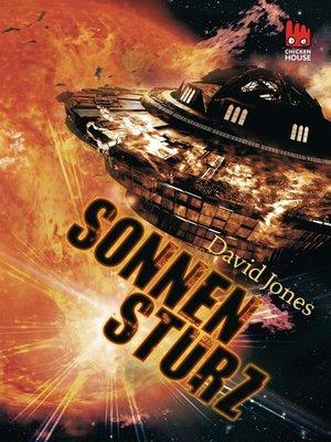 cover image of Sonnensturz