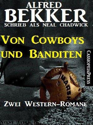 cover image of Von Cowboys und Banditen