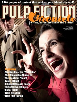 cover image of Pulp Fiction Chronicle