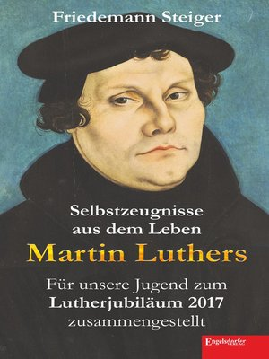 cover image of Selbstzeugnisse aus dem Leben Martin Luthers