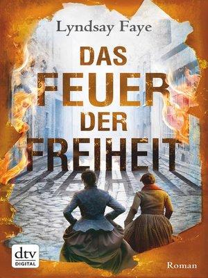 cover image of Das Feuer der Freiheit