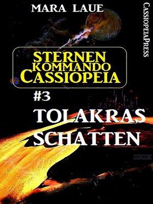 cover image of Sternenkommando Cassiopeia 3