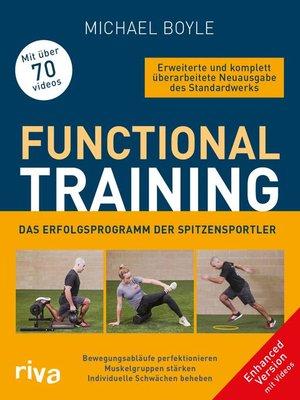 cover image of Functional Training – Erweiterte und komplett überarbeitete Neuausgabe